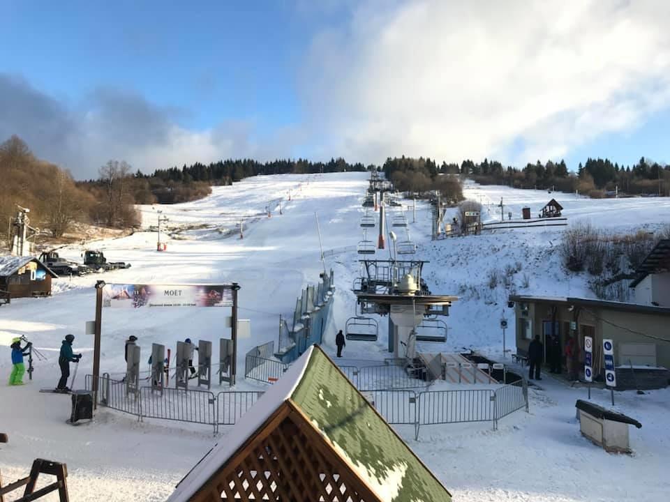 Ski Krahule 1.1.2020 - © facebook | Ski Krahule