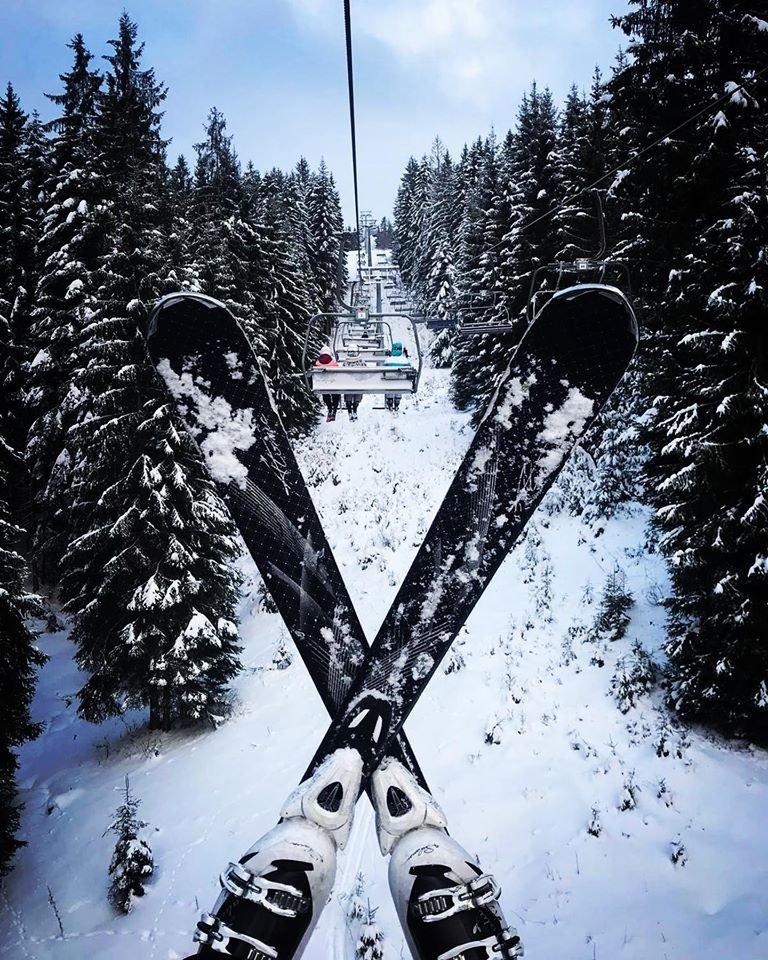 Pohoda na lanovke - Orava Snow Oravská Lesná - © facebook | Orava Snow