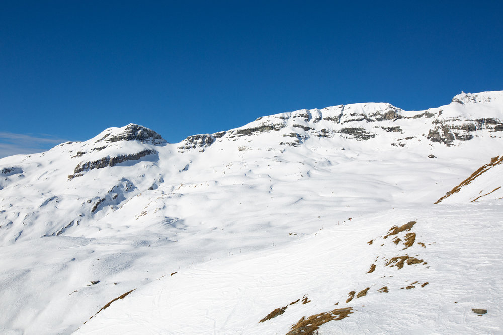 Panorama im Skigebiet Laax - © Skiinfo | Sebastian Lindemeyer