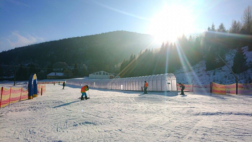 Ski centrum Mraznica 15.1.2020 - © Ski centrum Mraznica Hnilčík - facebook