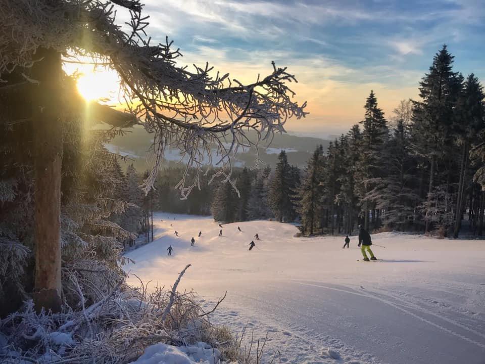 Říčky v Orl.horách 15.1.2020 - © facebook | Ski Říčky v Orl.horách