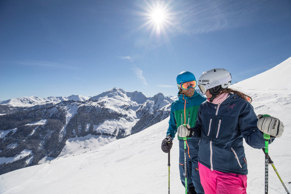 Skifahrer im Ski Juwel Alpbachtal Wildschönau - © Ski Juwel Alpbachtal Wildschönau