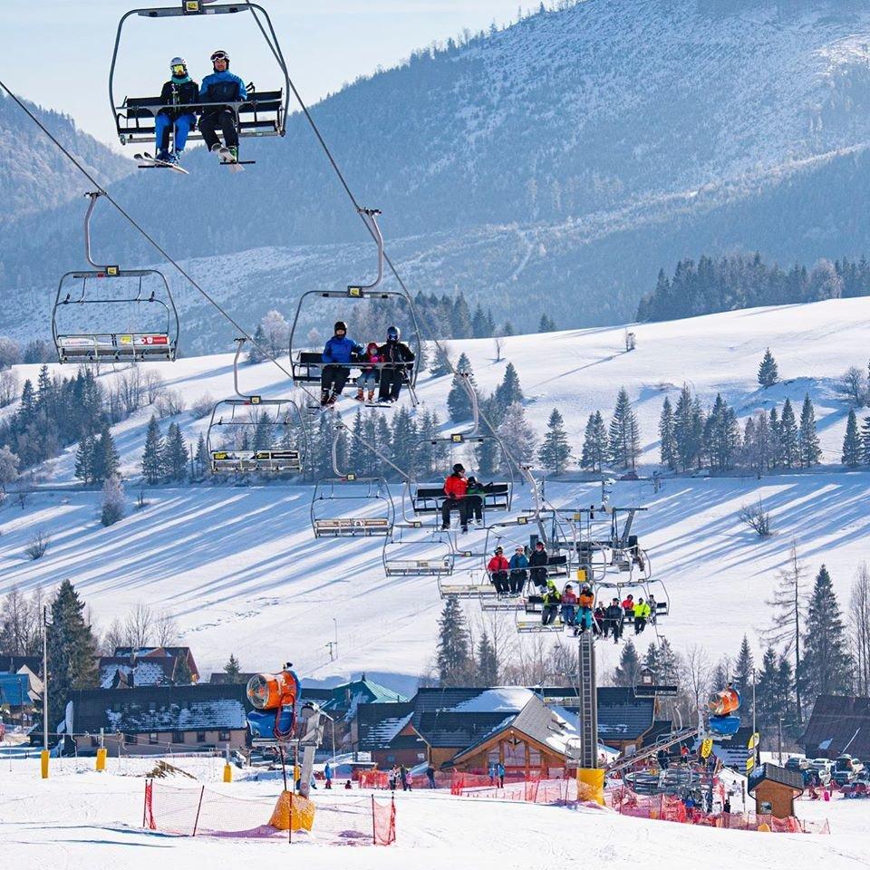 Skvelé snehové podmienky v Ždiari - Strachan Ski centrum - © facebook   Strachan Ski centrum