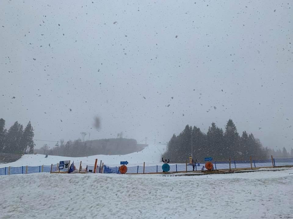 Meander Skipark Oravice 4.2.2020 - © facebook | Meander Skipark Oravice