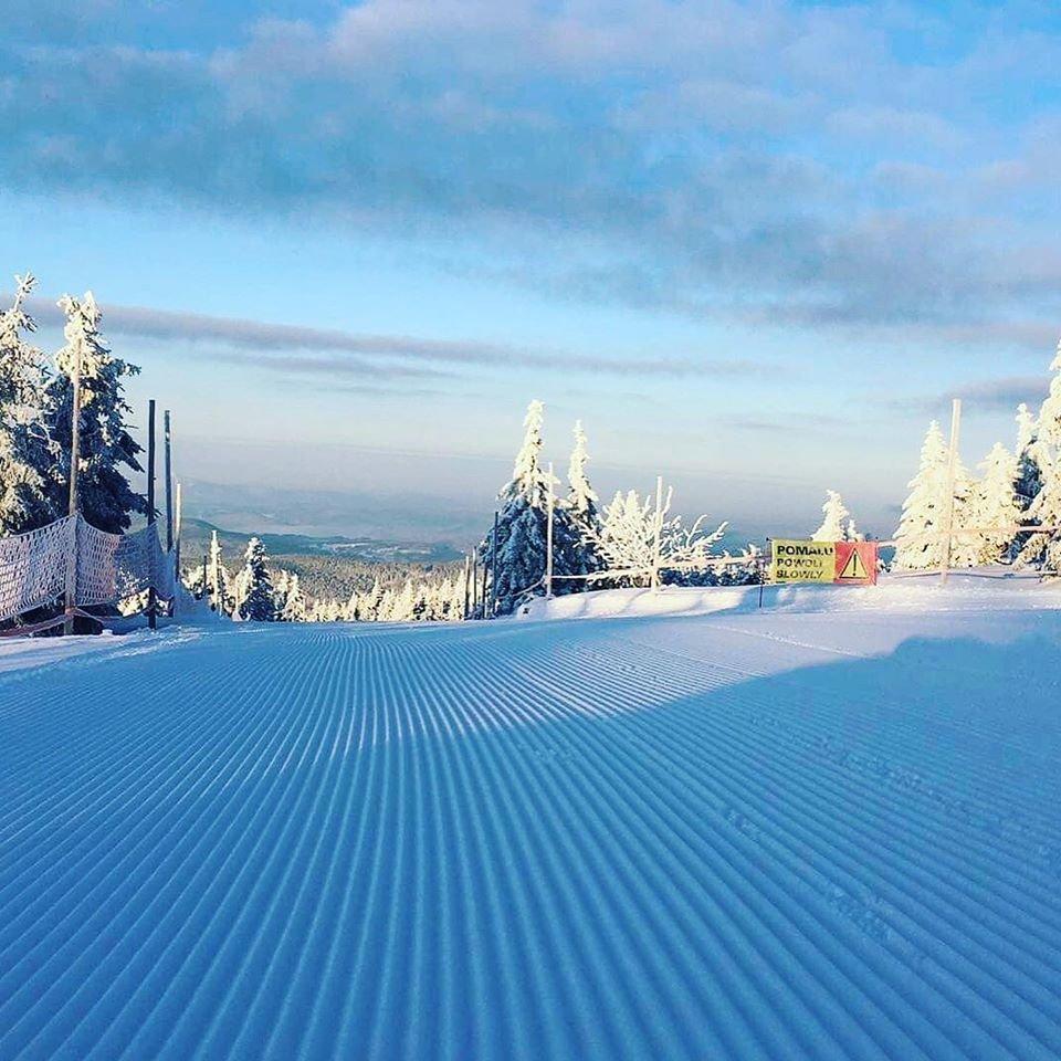 Skiareál Rokytnice nad Jizerou 20.2.2020 - © facebook | Skiareál Rokytnice