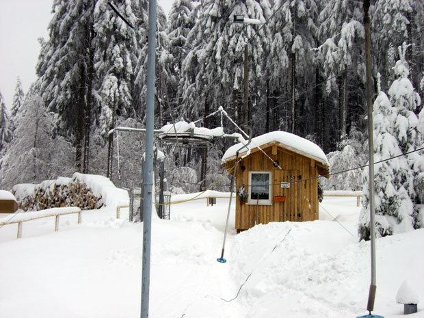 Skilift am Seimberg - © WSV Brotterode