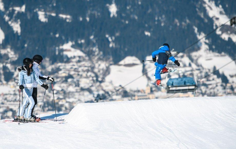 Funslope im Skigebiet Radstadt-Altenmarkt - © Zauchensee Liftgesellschaft