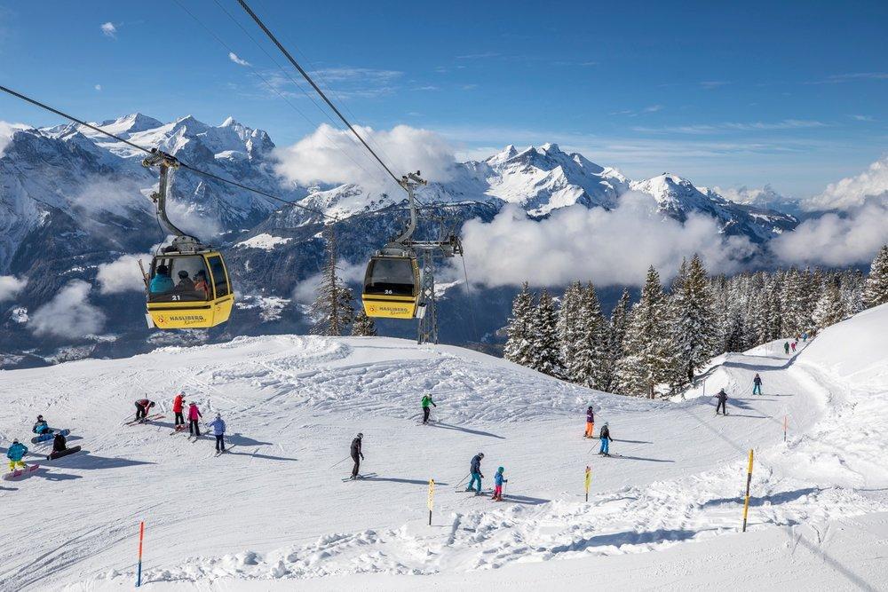 Skigebiet Meiringen-Hasliberg - © Bergbahnen Meiringen-Hasliberg