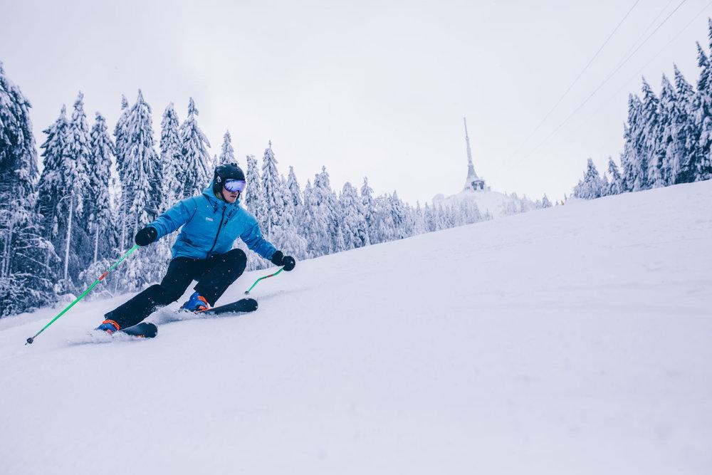 Ski areál Ještěd - © facebook | Ještěd - hory za rohem