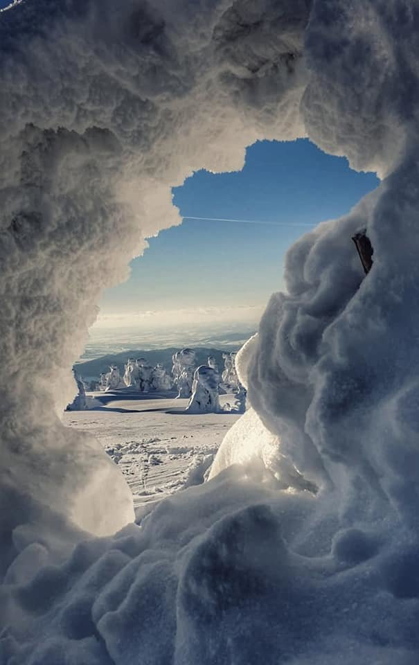 Oko ve sněhu - Ski Aréna Karlov - © facebook | Ski Aréna Karlov