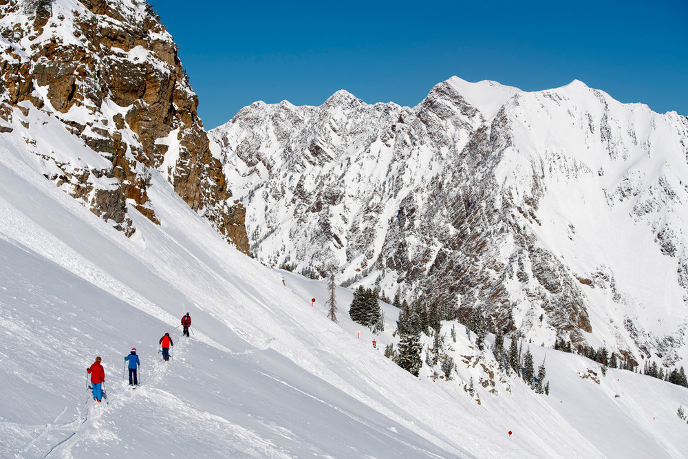 Alta has a little magic on display for everyone — come experience it for yourself.  - © Lee Cohen