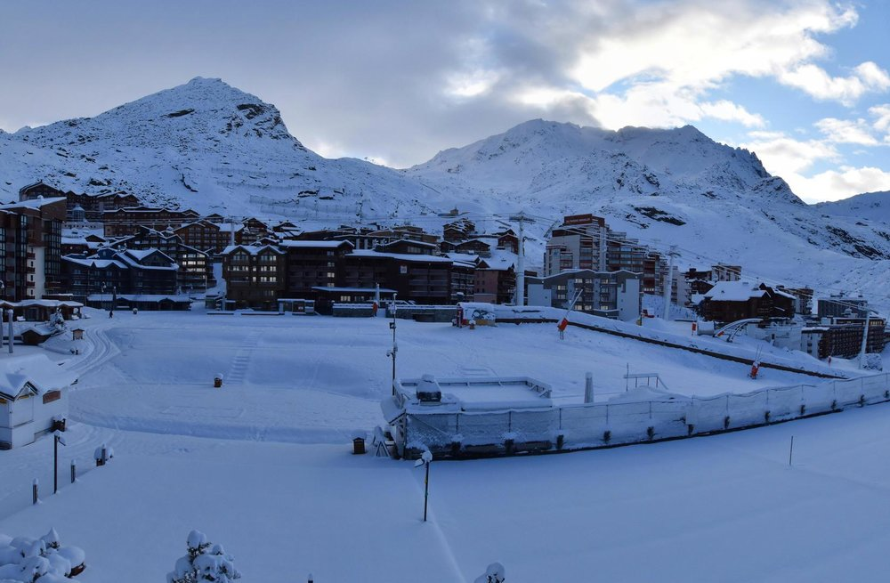 Val Thorens (FRA) - © Webcam Skaping