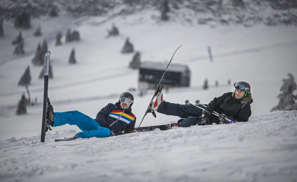 Čerstvý sníh a počasí na jedničku - Tříkrálová lyžovačka na slovenských Martinských holích - © Martin Mesiarik