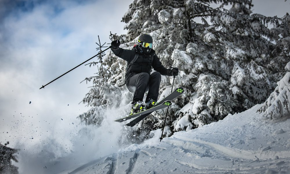 Čerstvý sníh a počasí na jedničku: Taková byla tříkrálová lyžovačka na slovenských Martinských holích! - © Martin Mesiarik