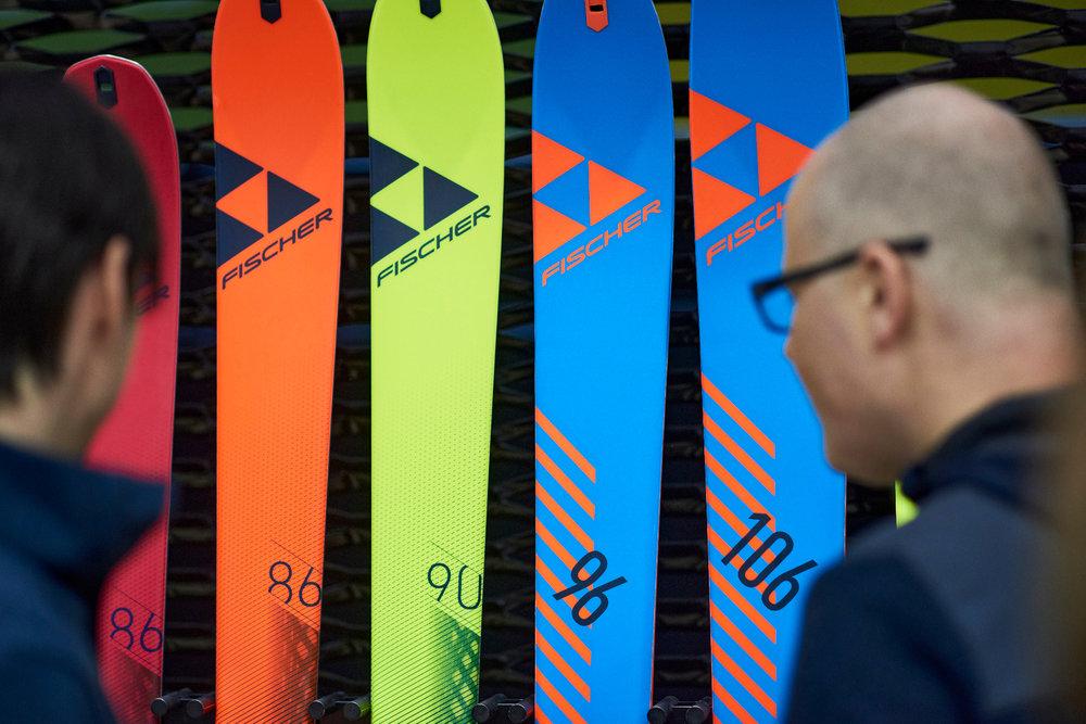 Nello stand Fischer a ISPO 2020 - © Messe München GmbH