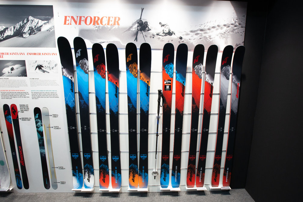 Nordica Enforcer Serie - © Skiinfo