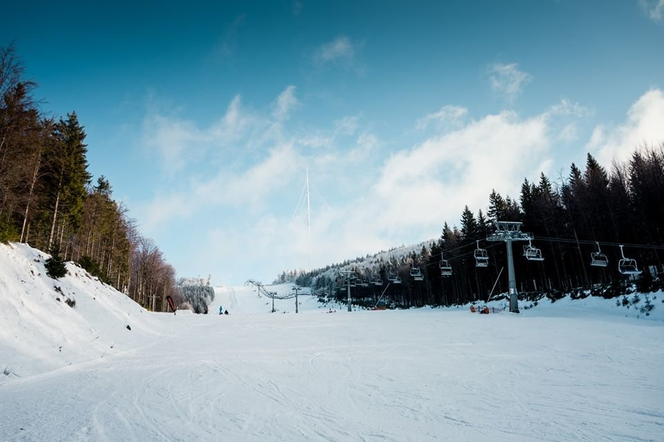 Skalka Arena 14.2.2020 - © facebook | Skalka Arena