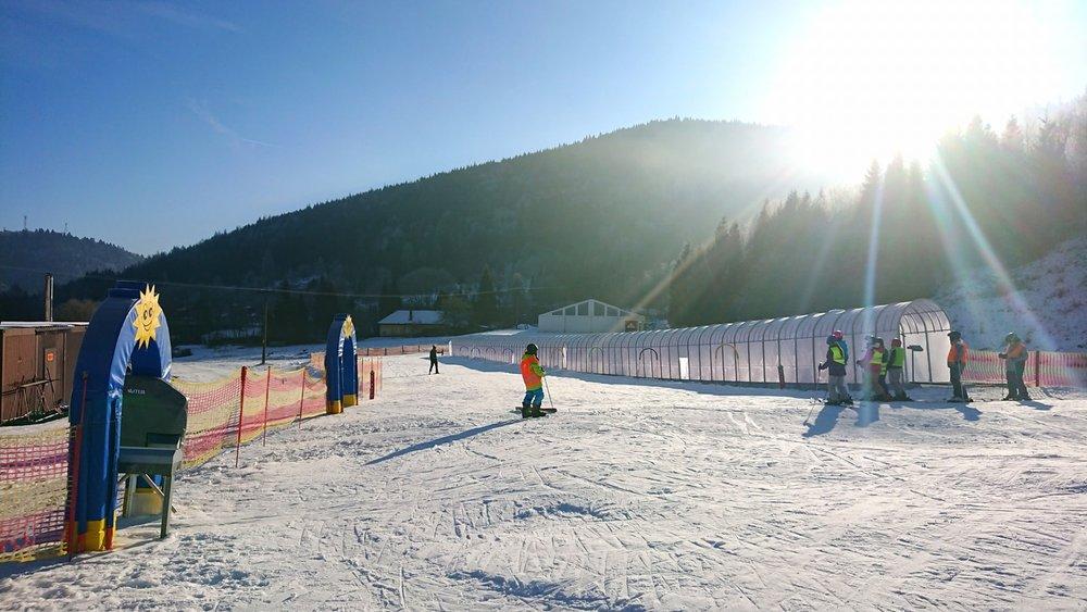 null - © Ski centrum Mraznica Hnilčík - facebook