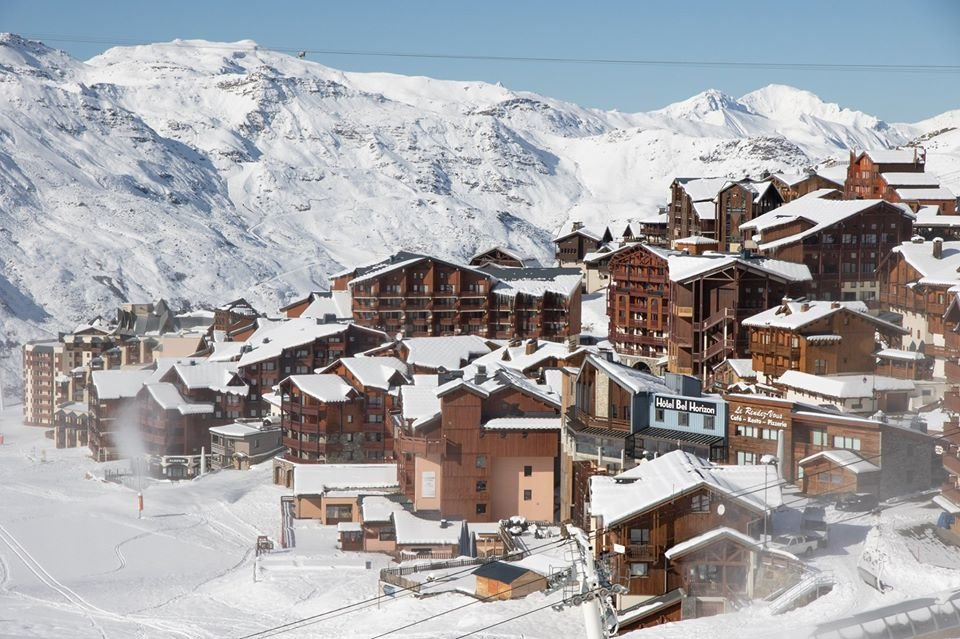 Val Thorens (13.11.2019) - © Val Thorens/Facebook