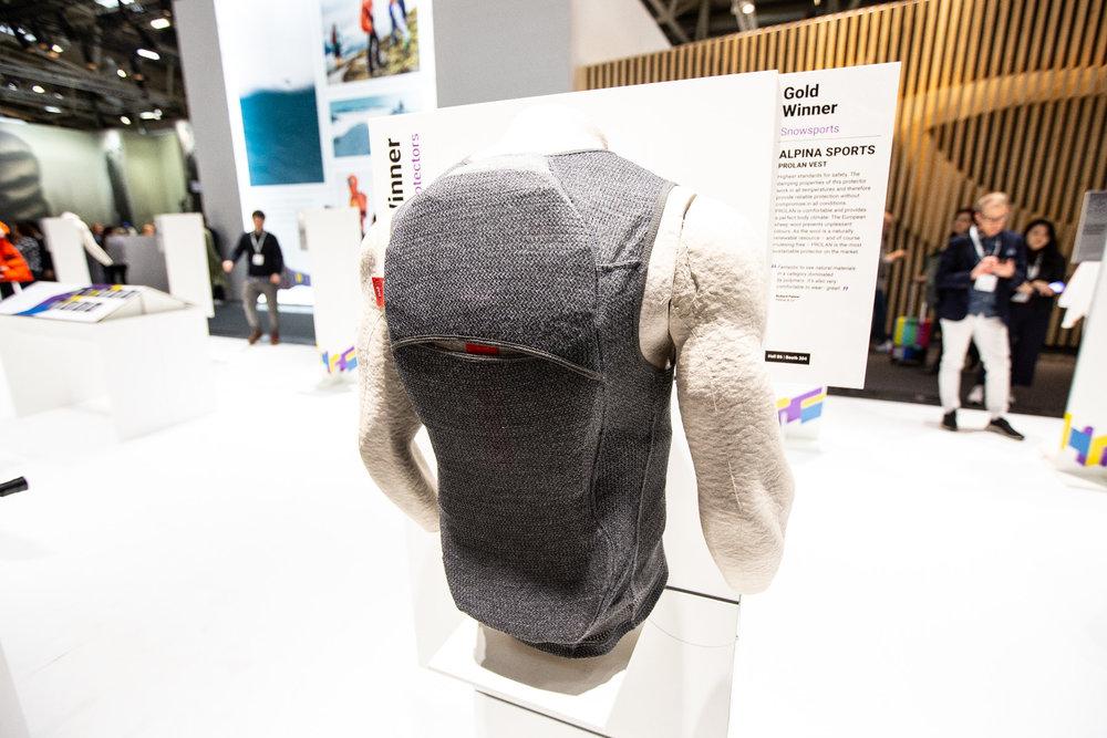 Alpina Sports Prolan Vest wurde zum Product of the Year ausgezeichnet - © Skiinfo