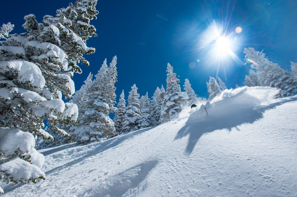 The white room is a must-see attraction at Snowbird Resort. - © Scott Markewitz