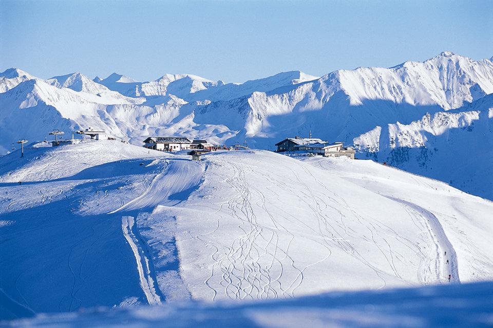 Ski area of Neukirchen, Wildkogel (Oberpinzgauer Fremdenverkehrsförderungs und Bergbahnen AG) - ©Wildkogel-Arena