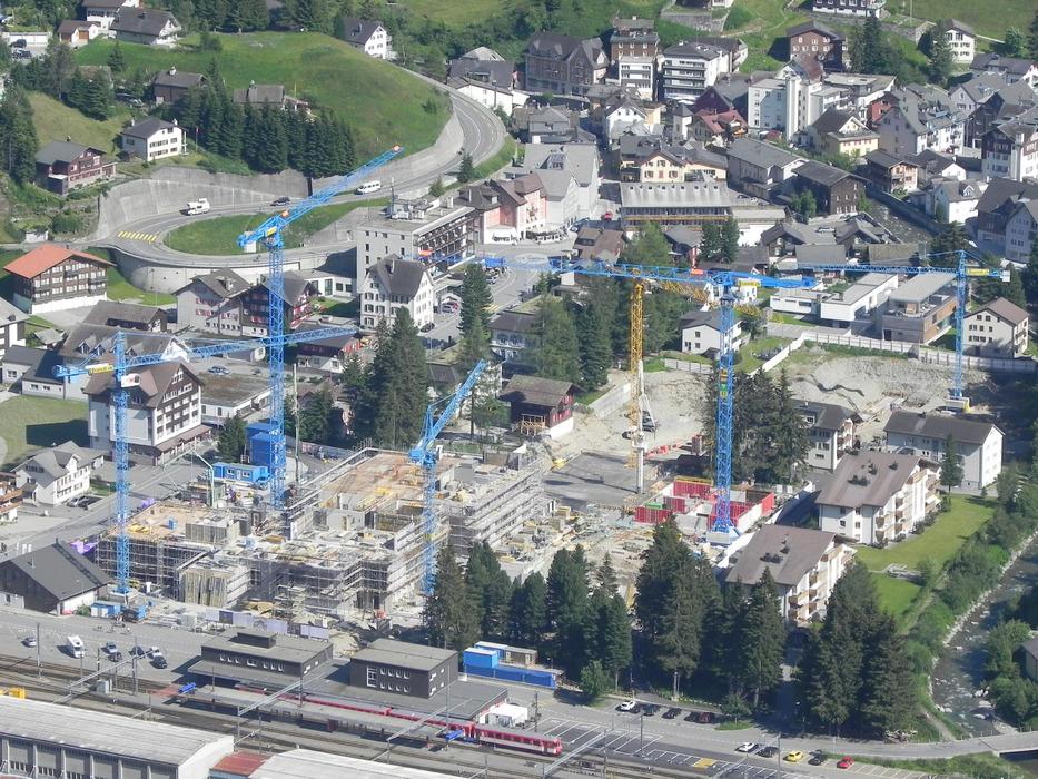 Andermatt Gotthard Oberalp Arena - © Andermatt Swiss Alps