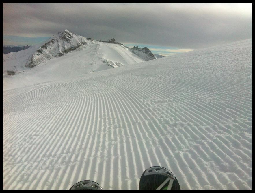 Hintertuxer Gletscher - Zillertal - © Jeppe Hansen