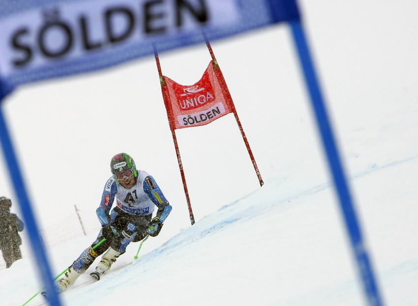 Ted Ligety - © Alexis Boichard/AGENCE ZOOM
