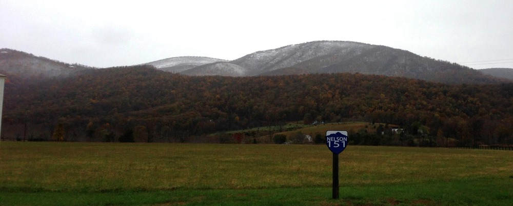 Snow up top at Wintergreen Resort in Virginia. Photo Courtesy of Wintergreen Resort/Facebook.