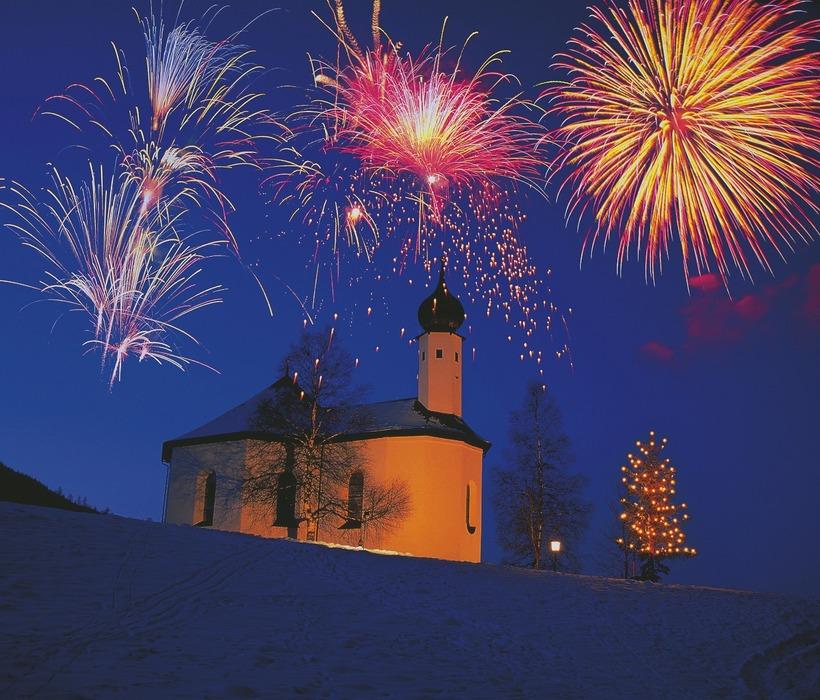 New Year's Eve in Achenkirch - © Österreich Werbung/ Mallaun