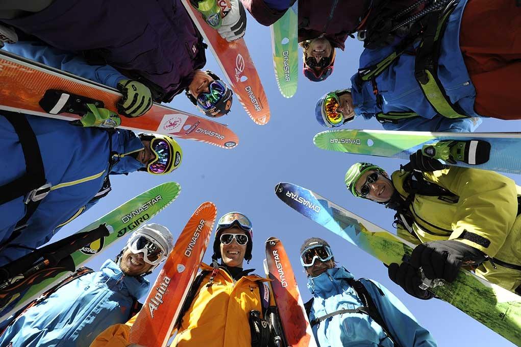 Toutes les marques proposent des gammes adaptées aux différents type de skieurs - © Dynastar-DanFerrer