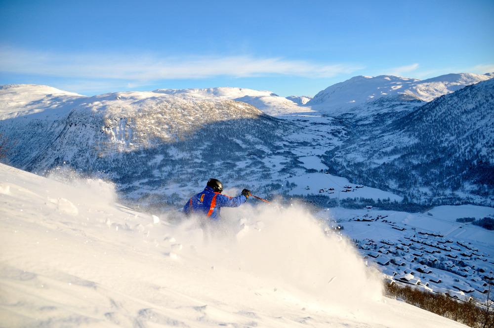 Voss Fjellandsby - Myrkdalen - © Erik Ostlie