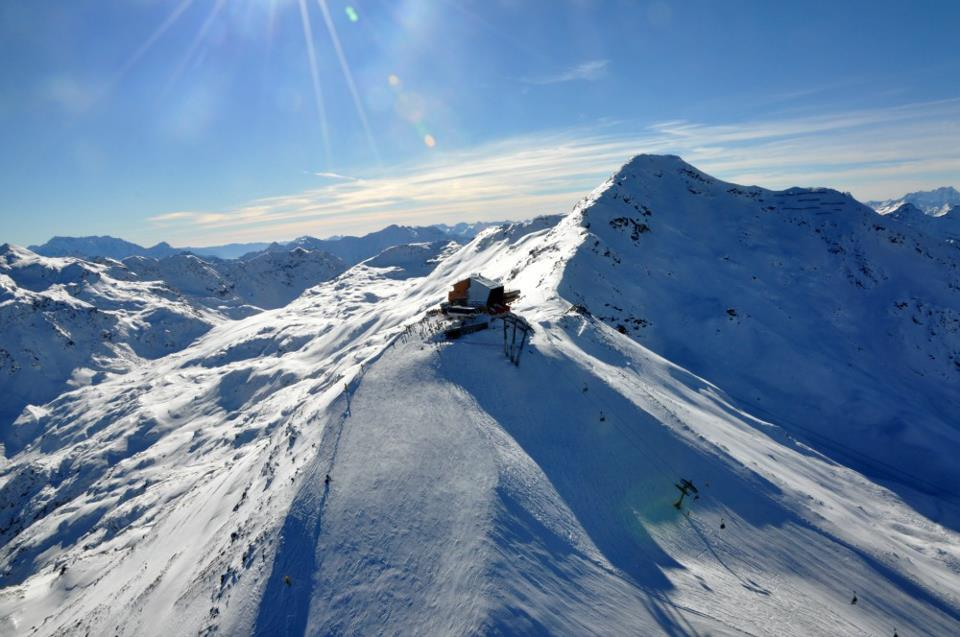 Bormio 3000 - Neve fresca novembre 2012 - © Bormio Ski