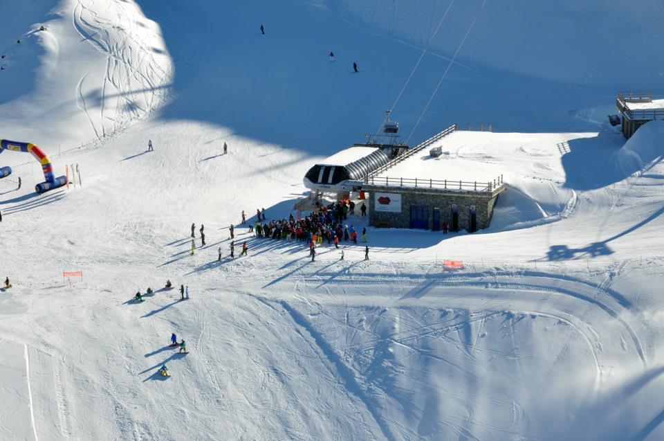 Bormio - Conca Valbella 2550 mt - © Bormio Ski