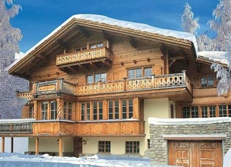 Chalet Eugenia, Davos - exterior - ©The Oxford Ski Company
