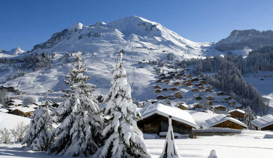 Le Grand Bornand - ©Office de Tourisme du Grand Bornand