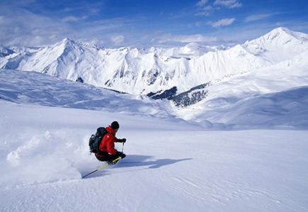 Mica Heli-Skiing. - © Henry Georgi