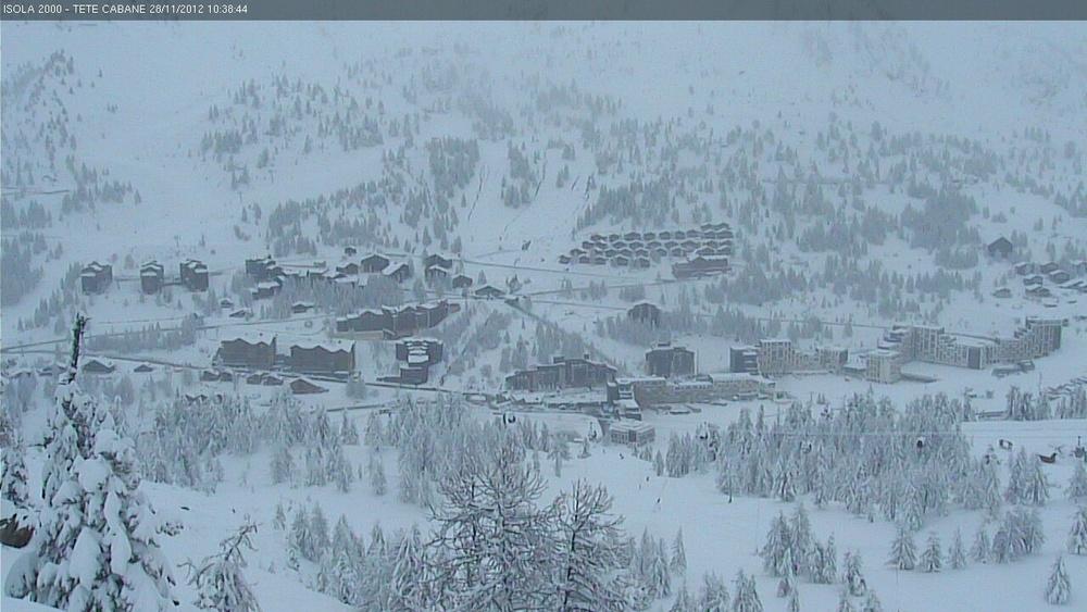 Isola 2000. Nov. 28, 2012