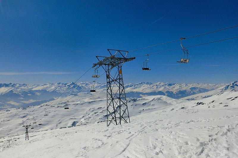 Skifahren in Flims-Laax-Falera - © Markus Hahn