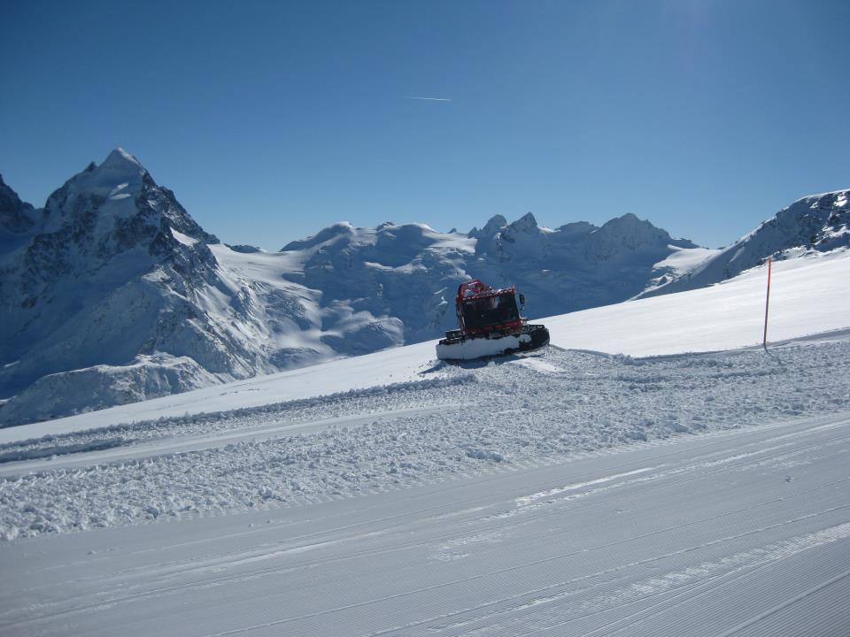 Engadin-St. Moritz. Nov. 16, 2012