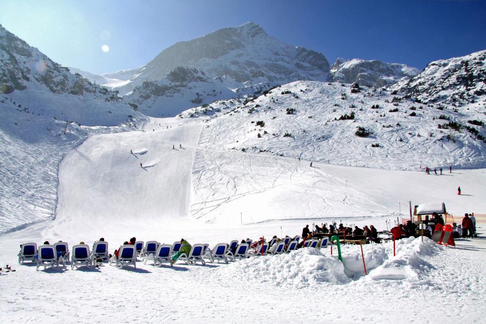 Zugspitze  - © Hochalm