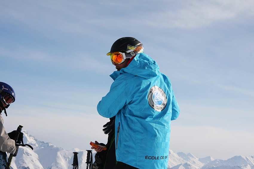 Mon m tier moniteur de ski for Meilleur moniteur