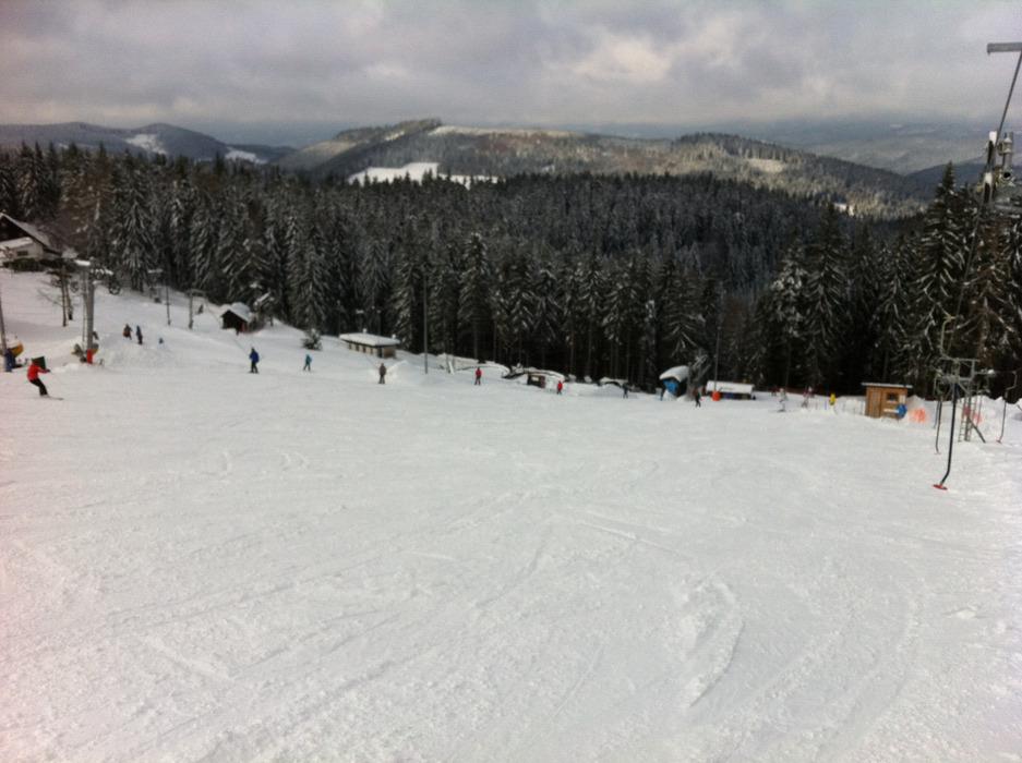 Makov  Kasárne - Zona Snow - © zona snow Makov