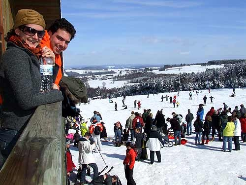 Baraque de Fraiture - ©   http://www.ski-baraque.be