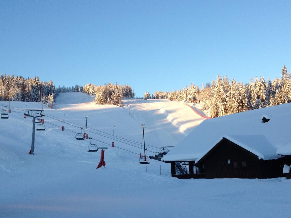 Kongsberg Skisenter 20.12.2012