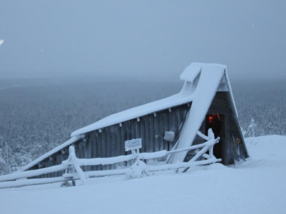 Amethyst mine, Lapland - © Patrick Thorne