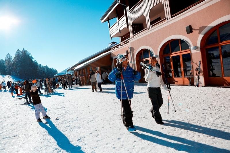 Front de neige de la Bresse Hohneck - © Billiotte / OT de la Bresse Hohneck