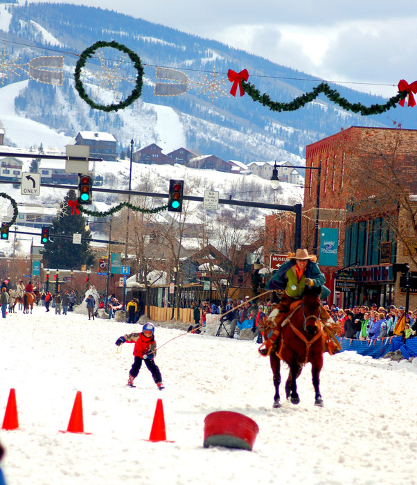 Steamboat - © Photo courtesy Shannon Lukens