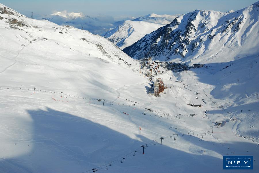 La Mongie / Barèges. N'PY Nuevos Pirineos - © N'PY Nuevos Pirineos